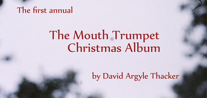 Mouth Trumpet