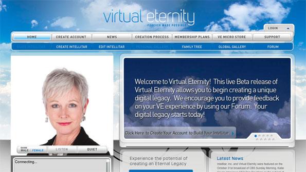 Virtual Eternity