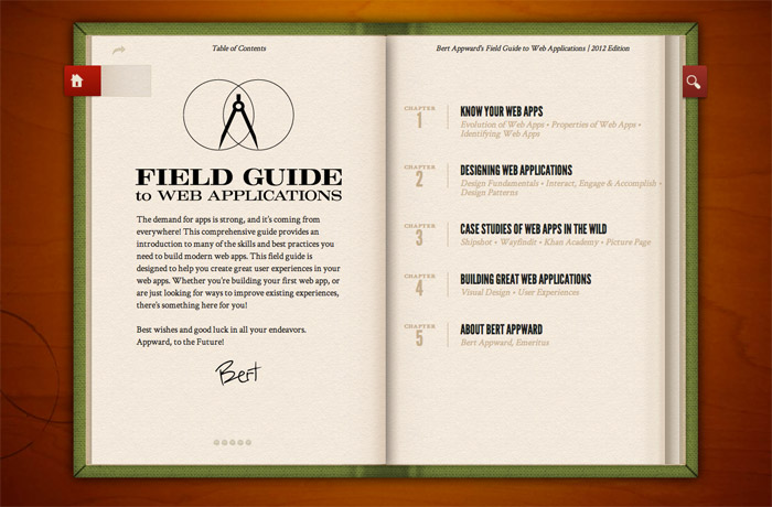 Web Apps Field Guide