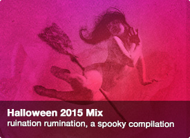 Halloween 2015 Mix