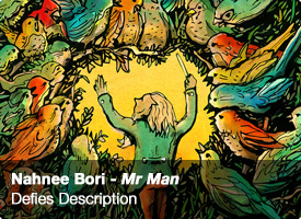 Nahnee Bori - Mr Man
